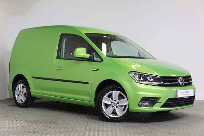 Volkswagen Caddy C20 Diesel 2.0 TDI BlueMotion Tech 150PS Highline Van (BiXenon Headlamps)