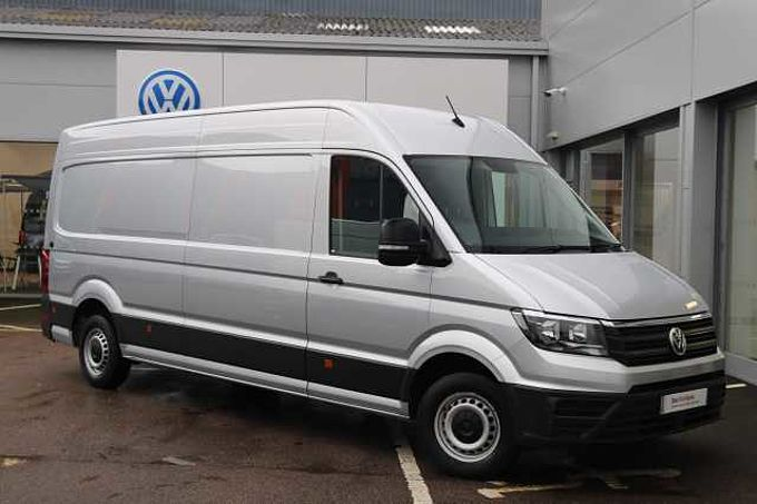 Volkswagen Crafter Cr35 Lwb Diesel 2.0 TDI 140PS Startline High Roof Van (Bunsiness Pack)