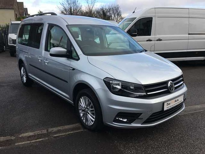 Volkswagen Caddy Life 2.0TDI (150PS)(Eu6) C20 Mini Bus 5