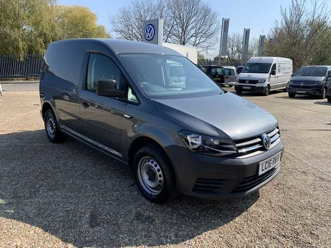 Volkswagen Caddy Panel Van 1.0 TSI (102PS)(Eu6) Startline BMT