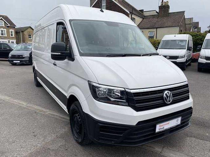 Volkswagen Crafter CR35 Panel van Startline LWB 102 PS 2.0 TDI 6sp Manual FWD