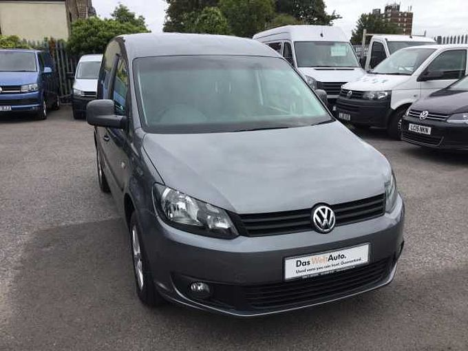 Volkswagen Caddy Van 1.6 TDI (102PS) C20 Highline