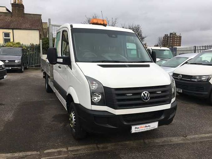 Volkswagen CR50 DROPSIDE DOUBLE CAB 109PS LWB 2.0TDI