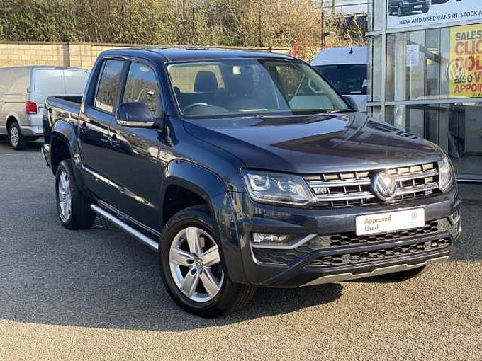 Volkswagen Amarok Highline 3.0TDI V6 204PS Highline 4M PickUp Auto