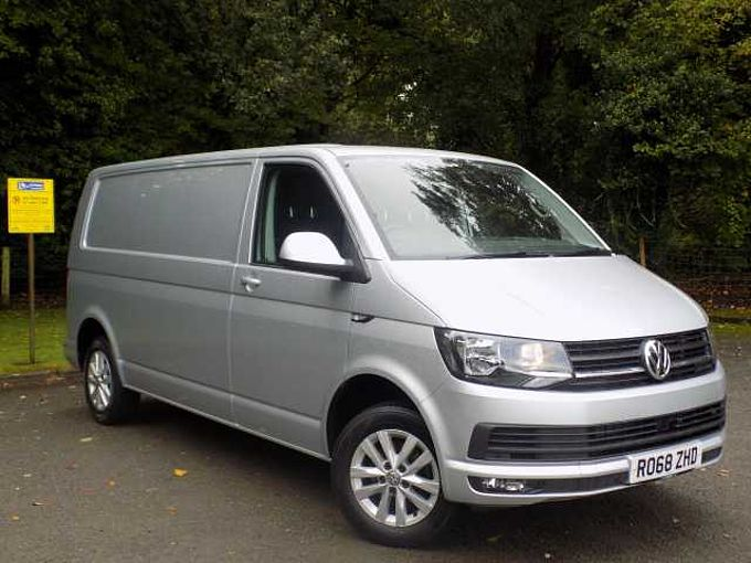 Volkswagen Transporter Panel Van 2.0TDI 150PS T30 Highline LWB BMT PV