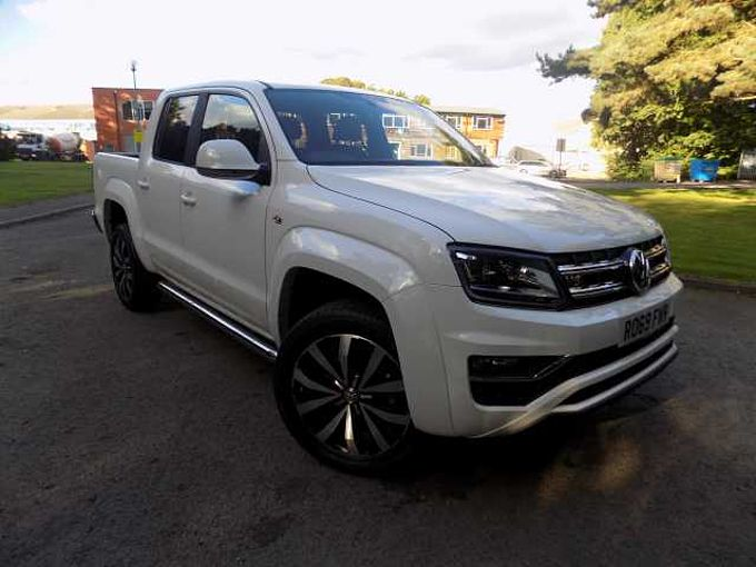 Volkswagen Amarok 3.0TDI V6 258PS Highline 4M PickUp