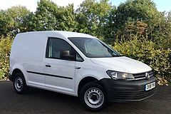Volkswagen Caddy 1.2 TSI (84PS)Eu6 C20 Startline Panel Van