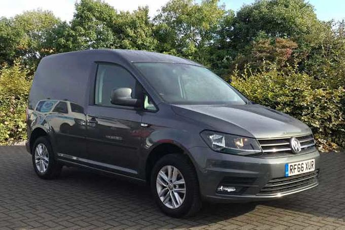 Volkswagen Caddy C20 Diesel 2.0 TDI BMT 102PS Highline Van