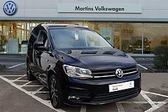 Volkswagen Caddy EU6 2.0 TDI (102PS) C20 Black Edition BMT Panel Van