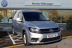 Volkswagen Caddy 2.0 TDI EU6 (102PS) C20 Highline BMT Panel Van **NO VAT**