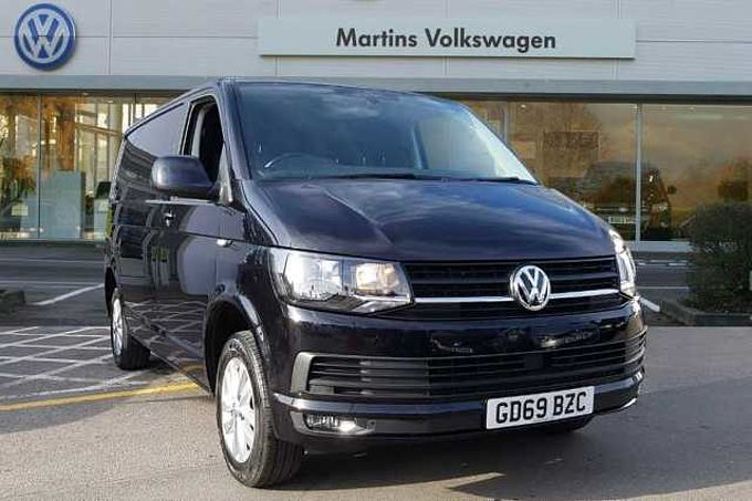 Volkswagen Transporter T28 Panel van Highline SWB 102 PS 2.0 TDI BMT 5sp Manual **with Tailgate**