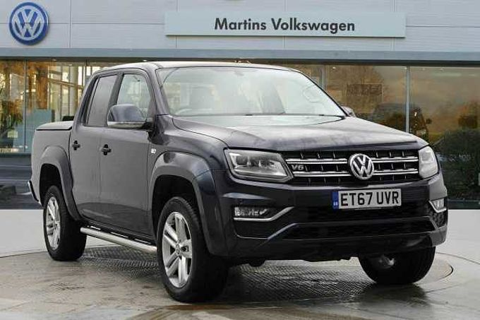 Volkswagen Amarok Highline 224 PS 3.0 V6 TDI 8sp Automatic 4Motion **Differential Lock**