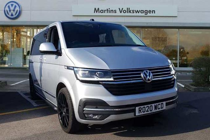 Volkswagen Caravelle 6.1 Executive SWB 199 PS 2.0 TDI 7sp DSG **Nav and Towbar**