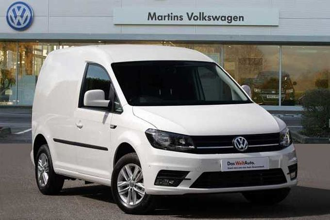 Volkswagen Caddy 2.0 TDI (102PS) C20+ Highline BMT Panel Van