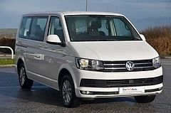 Volkswagen Caravelle Bus 2.0 TDI 150PS SWB SE BMT Manual 7 seats