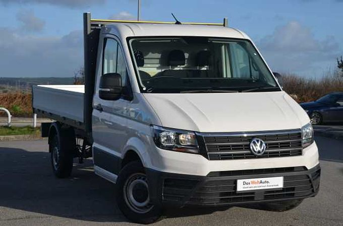 Volkswagen Crafter Cr35 Mwb Diesel 2.0 TDI 102PS Startline Chassis Cab