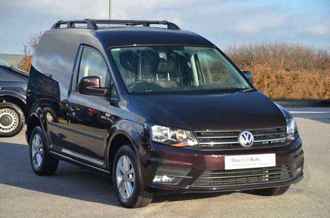 Volkswagen Caddy 2.0  P/V  102 DSG  Highline