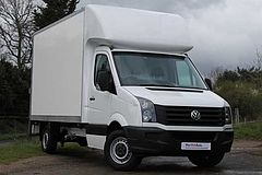 Volkswagen Crafter 2.0TDI (109PS) CR35 LWB Chassis Cab