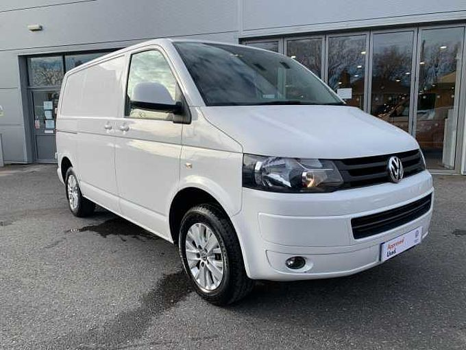 Volkswagen Transporter T28  Highline SWB 140 PS 2.0 TDI 7sp DSG (NAV)
