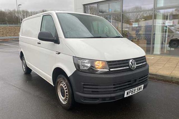 Volkswagen Transporter T30 Panel van Startline SWB 150 PS 2.0 TDI BMT 7sp DSG (Business Pack)