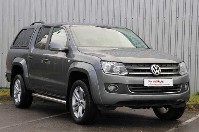 Volkswagen Amarok 2.0BiTDi (180PS) H-line BMT 4MOTION Pick Up
