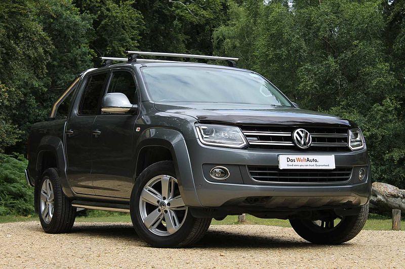 Used Volkswagen Vans | Details - Volkswagen Amarok 2 0BiTDi 180