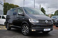 Volkswagen Caravelle SWB 2.0BiTDI 199PS EU6 Executive 7 speed DSG-Huge Spec!