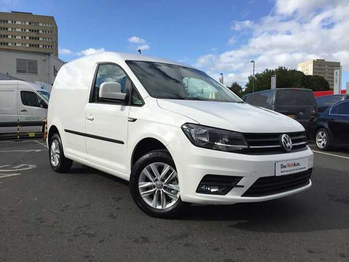 Volkswagen Caddy 2.0 TDI 102PS C20 Highline BMT Panel Van DSG (NAV)