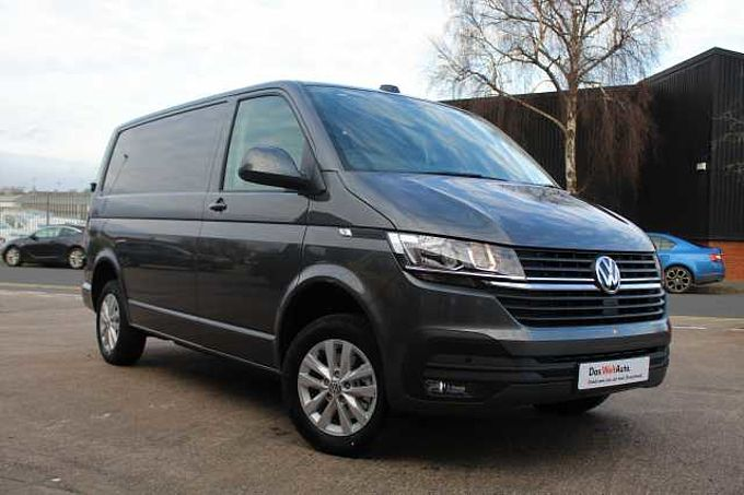 Volkswagen Transporter Panel Van T30 2.0 TDI 110ps Highline-New Model T6.1