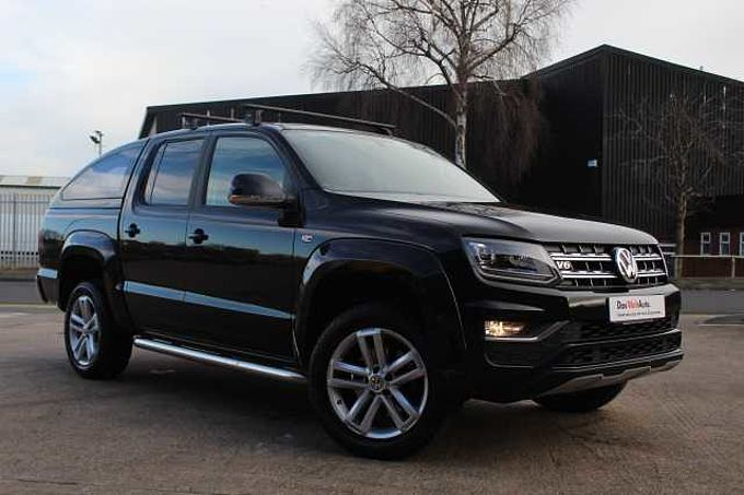Volkswagen Amarok Highline 3.0TDI V6 258PS Highline 4M Auto/NAV + Sports Canopy