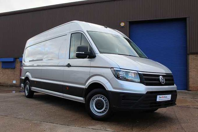 Volkswagen Crafter 2.0TDI 140PS EU6 CR35 LWB Trendline High Roof