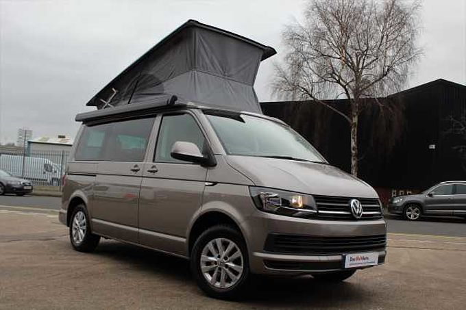 Volkswagen California Diesel Estate 2.0 TDI BlueMotion Tech Beach 150 5dr DSG-NAV + 5 Seat Pack
