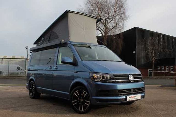 Volkswagen California Diesel Estate 2.0 TDI BlueMotion Tech Beach 150 5dr DSG (NAV)