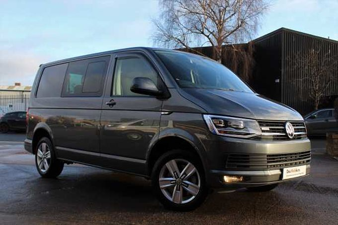 Volkswagen Transporter 2.0TDI 204PS T32 SWB Highline 4Motion (NAV+LED's)