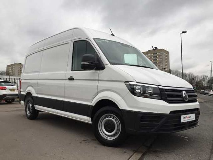 Volkswagen Crafter 2.0TDI 140PS EU6 CR35 MWB Trendline High Roof