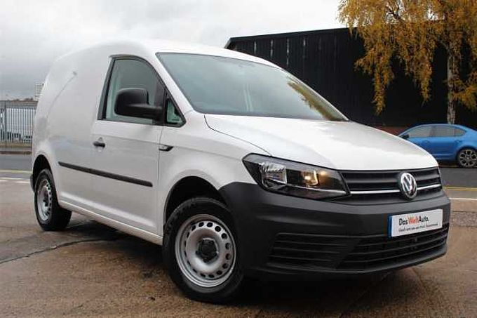 Volkswagen Caddy Panel Van 2.0 TDI 102PS  EU6 C20 Startline Business Pack + NAV + Tailgate