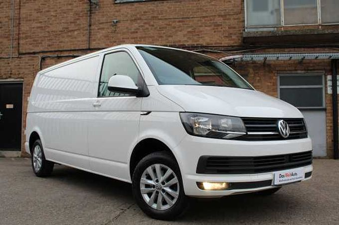 Volkswagen Transporter LWB Diesel T28 Panel van Highline EU6 102 PS 2.0 TDI BMT 5sp Manual