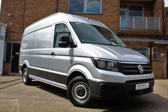 Volkswagen Crafter 2.0TDI 140PS EU6 CR35 MWB Trendline High Roof-Business Pack A/C RWD