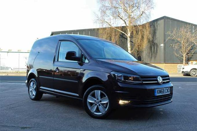Volkswagen Caddy 2.0 TDI  150PS 6 Speed Highline (NAV)