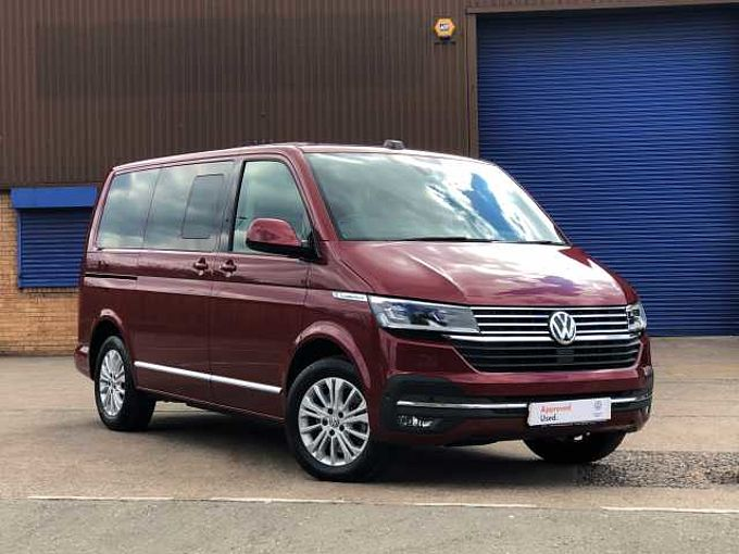 Volkswagen Caravelle Executive 2.0 TDI 199PS Euro 6 DSG-New Model T6.1