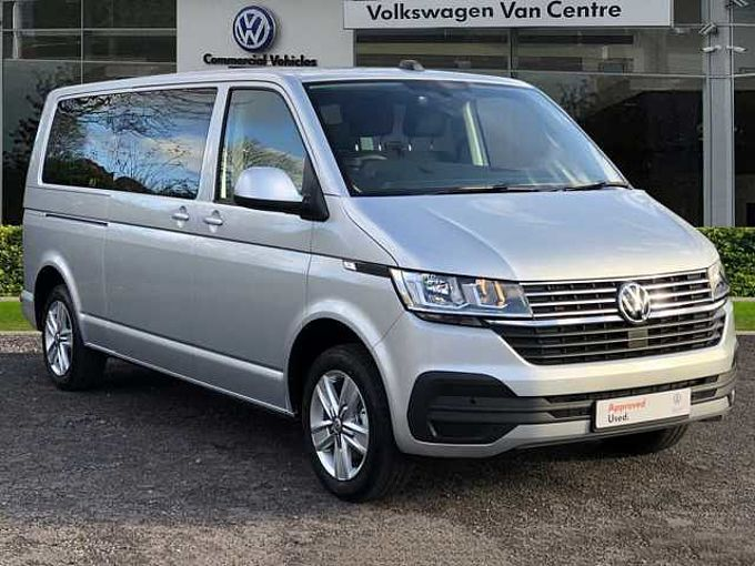 Volkswagen Transporter Shuttle T32 150ps LWB New Model T6.1 SE 2.0 TDI DSG
