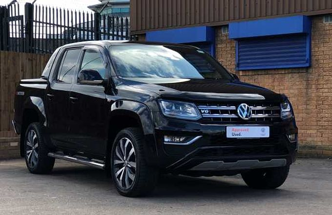 Volkswagen Amarok Aventura 258 PS 3.0 V6 TDI 8sp Automatic 4Motion