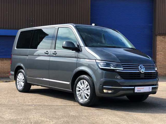 Volkswagen Caravelle Executive SWB 150 PS 2.0 TDI 7sp DSG-New Model T6.1