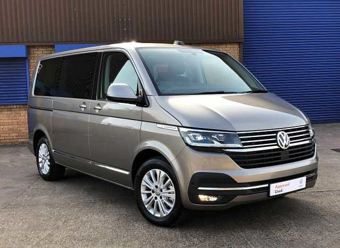 Volkswagen Caravelle Executive SWB 199 PS 2.0 TDI 7sp DSG-New Model T6.1