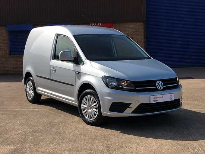Volkswagen Caddy 2.0 TDI 102PS C20 Trendline BMT Panel Van-A/C