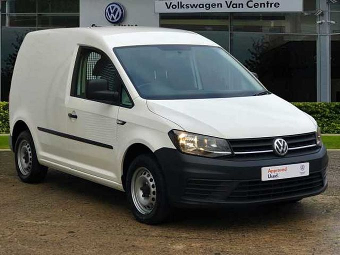 Volkswagen Caddy Van 2.0 TDI 102PS C20 Euro 6 Startline Business Pack (A/C)
