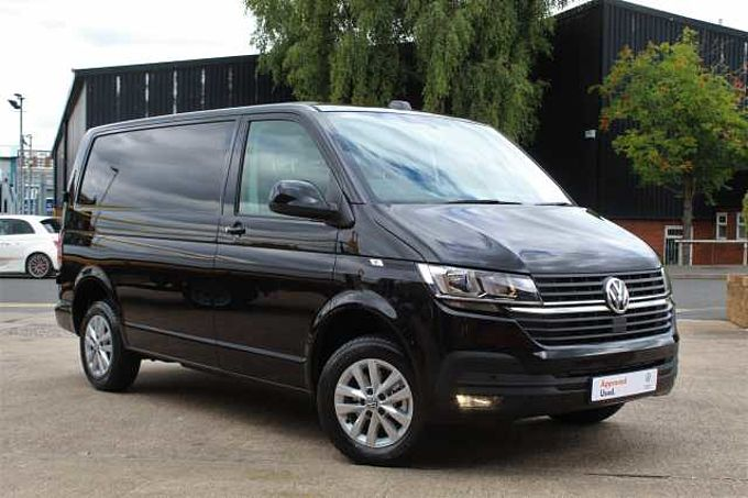 Volkswagen Transporter T6.1 T28 Panel van Highline SWB 150 PS 2.0 TDI 6sp Manual