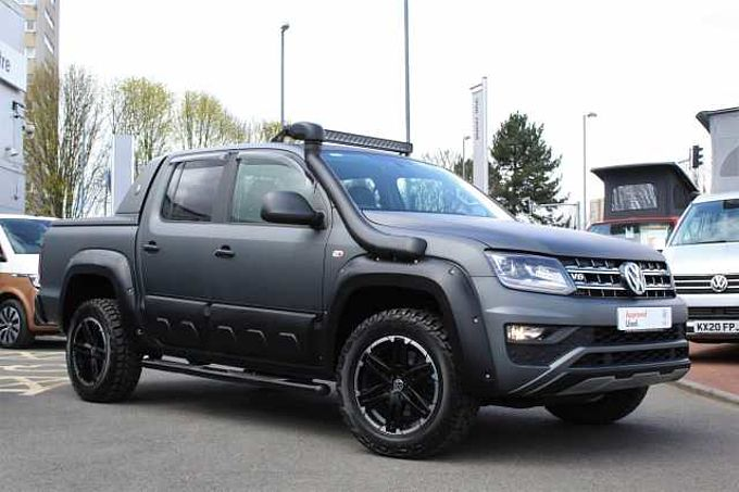 Volkswagen Amarok Highline 3.0TDI V6 258PS Highline 4M Off Road Special Build