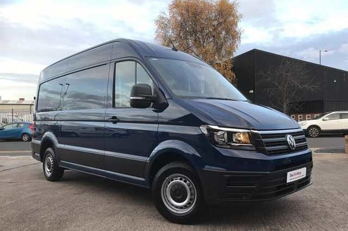 Volkswagen Crafter PV 2.0TDI 177PS RWD EU6 CR35 MWB Startline A/C Business Pack