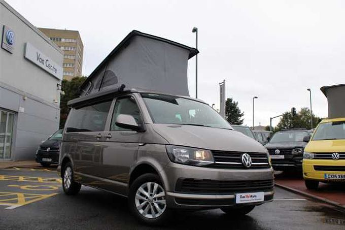 Volkswagen California Diesel Estate 2.0 TDI BlueMotion Tech Beach 150 5dr DSG-7 Seats + Bike Rack!